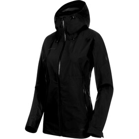 Mammut Convey Tour HS Kapuzenjacke Damen black
